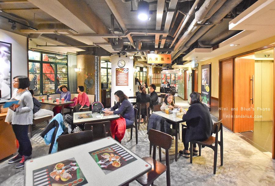 香港中環復古茶樓星巴克05