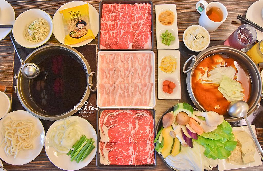台中壽喜燒 吃到飽 北澤 和牛 公益路06