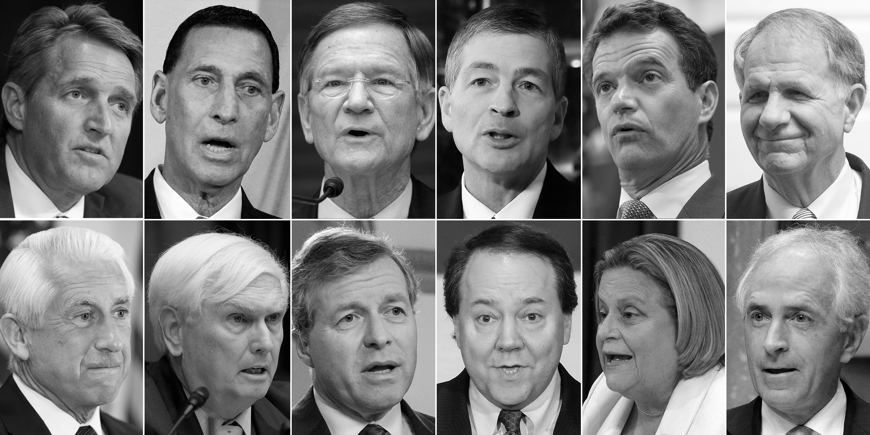 Republicans explain why they're retiring: 'You've got this administration that's taken the fun out of dysfunction'