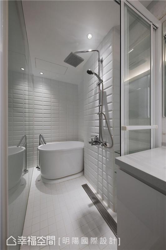 復古時尚衛浴