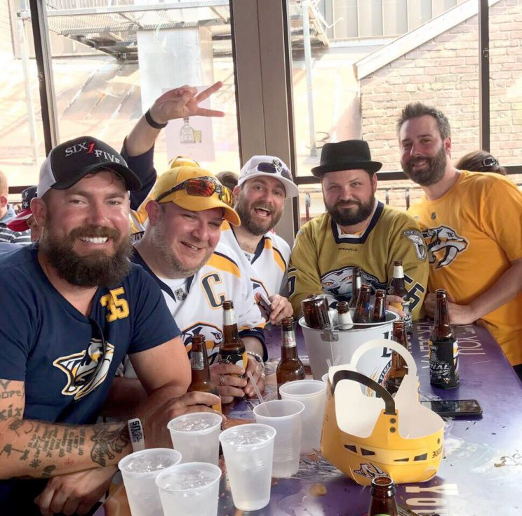 Smashedville: Behind Predators Fans' Insane 93 Coors Light, $1,127 Playoff Bar Tab