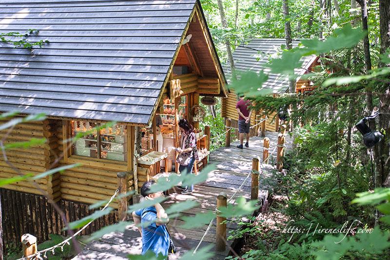 森林精靈陽台