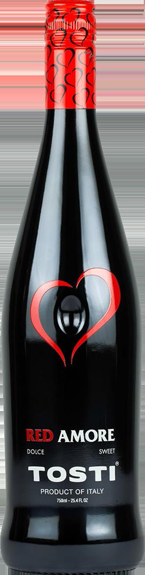 義大利TOSTI托斯堤紅心微甜紅酒搭配燒烤或甜點,單飲皆宜。