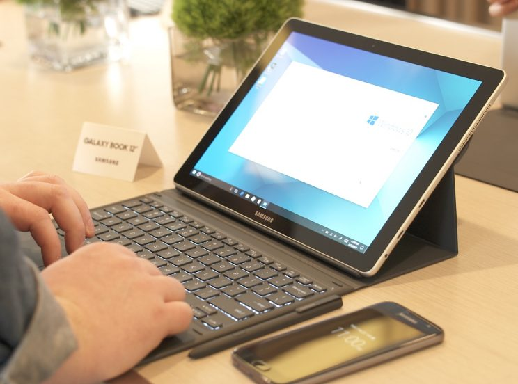 Samsung's new tablet is a Surface Pro 4 fighter with some serious firepower
