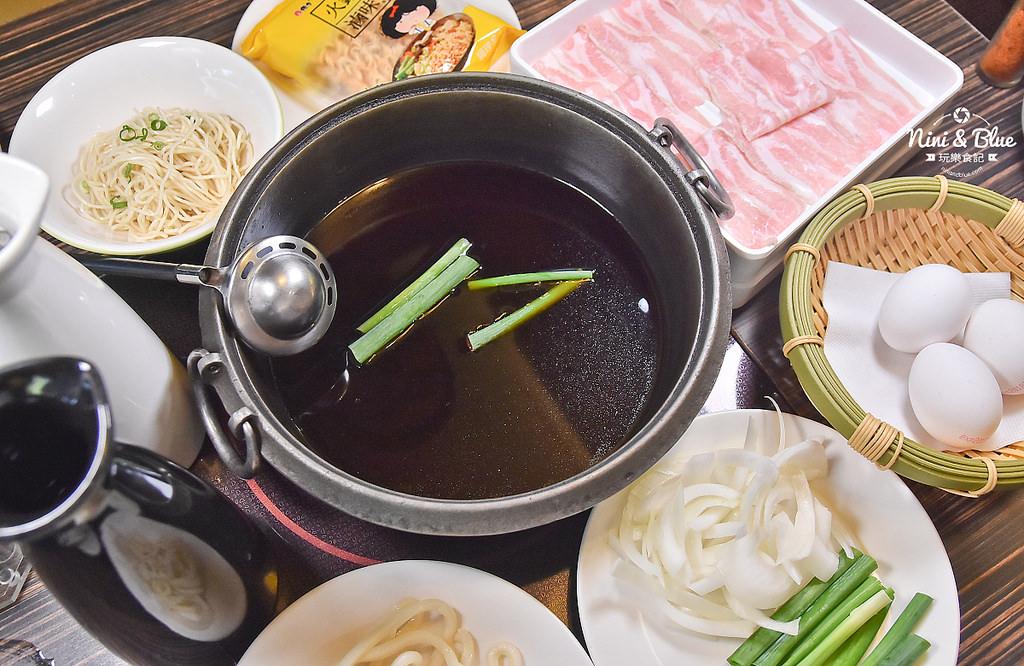 台中壽喜燒 吃到飽 北澤 和牛 公益路10