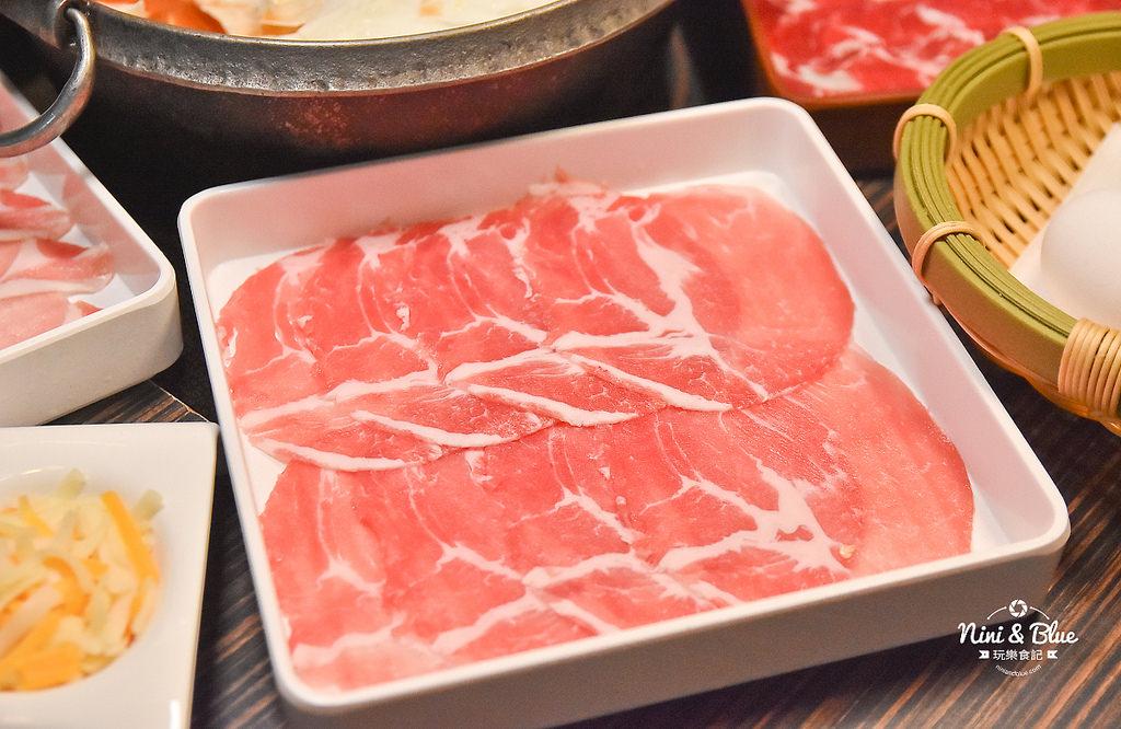 台中壽喜燒 吃到飽 北澤 和牛 公益路27