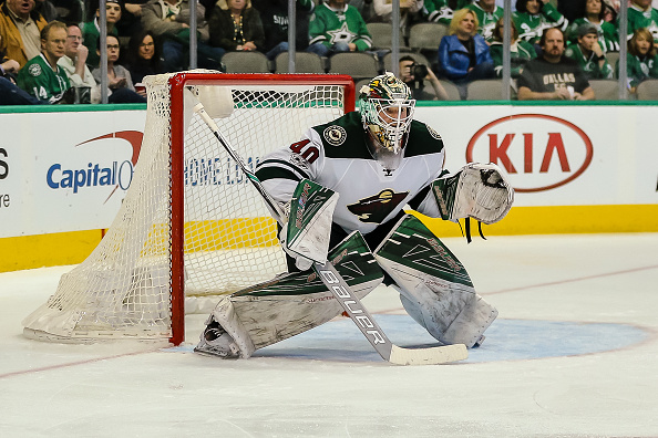 Devan Dubnyk 'a Perfect Fit' For Minnesota Wild