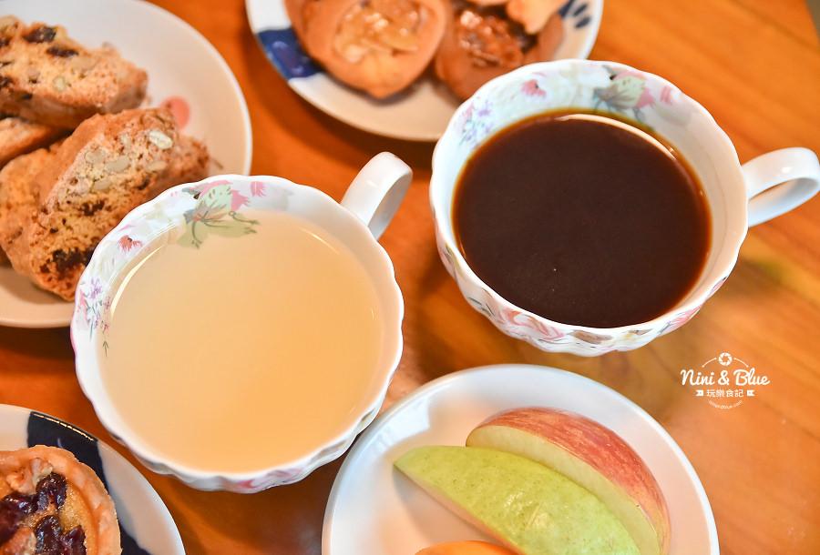 東麗風店 茶花 咖啡 台中咖啡館34