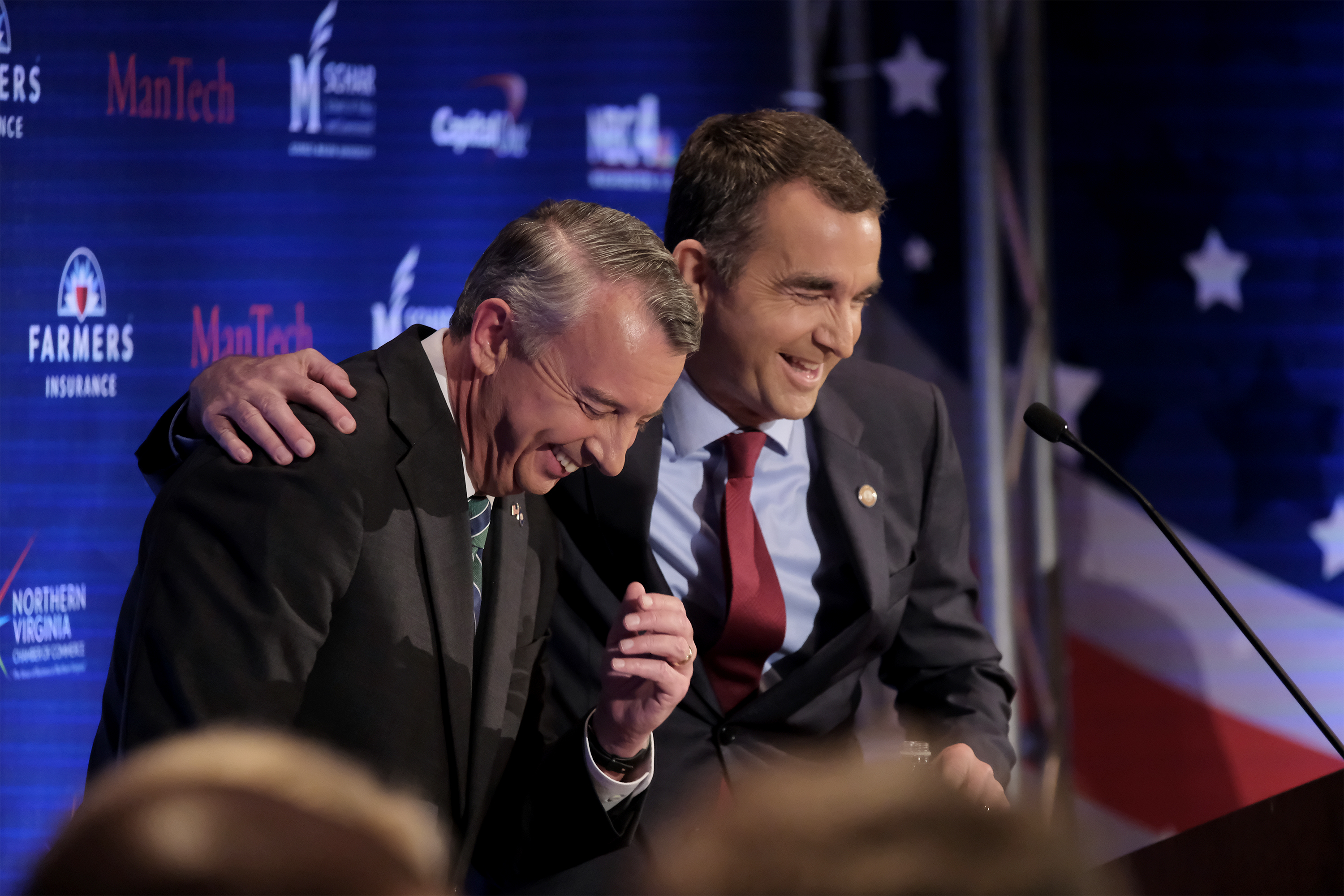 Gillespie and Northam play it safe in second gubernatorial debate