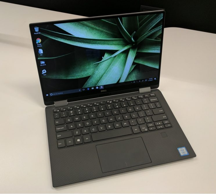 Dell XPS 13 2-in-1 review: The best laptop around learns a new trick