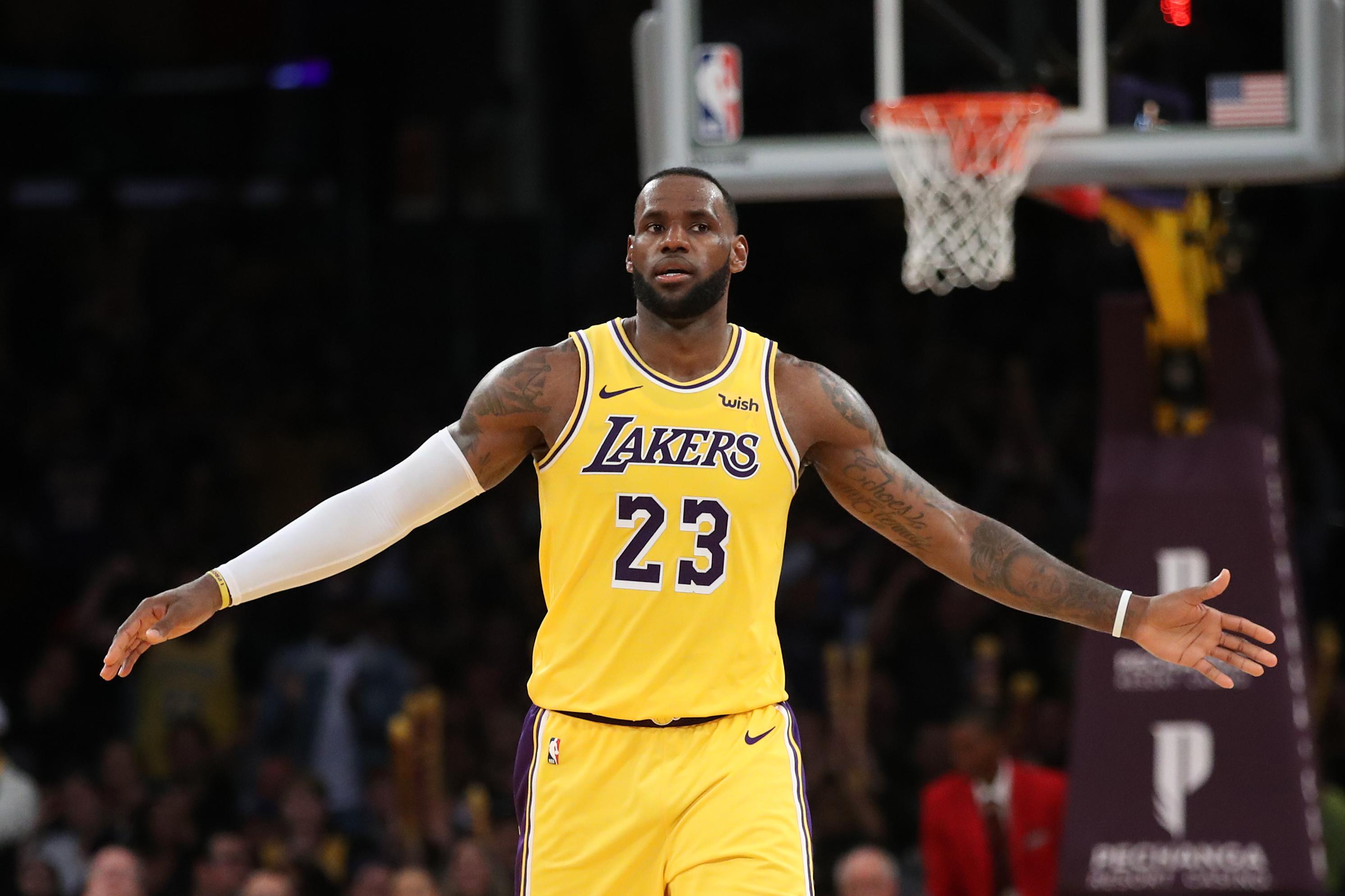 NBA:失败让湖人季后赛失去了机会和广泛