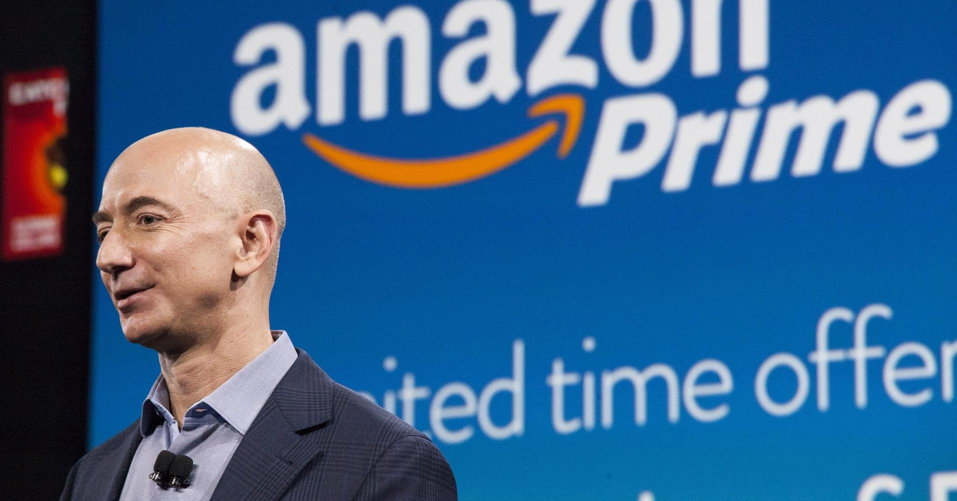 Amazon is continuing to define what consumers expect