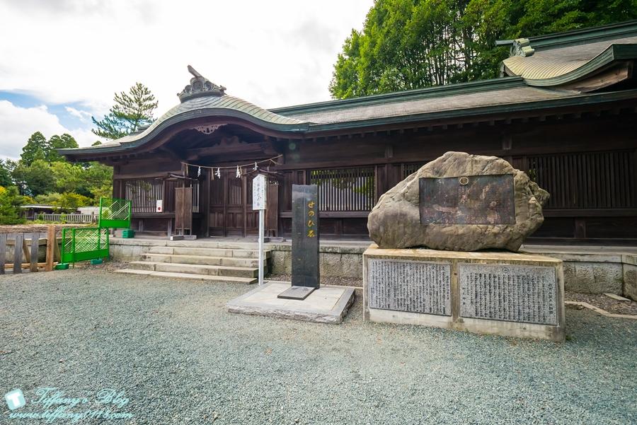 [日本九州]2018阿蘇神社+阿蘇門前商店街(水基巡りの道)/日本九州推薦必去景點之一