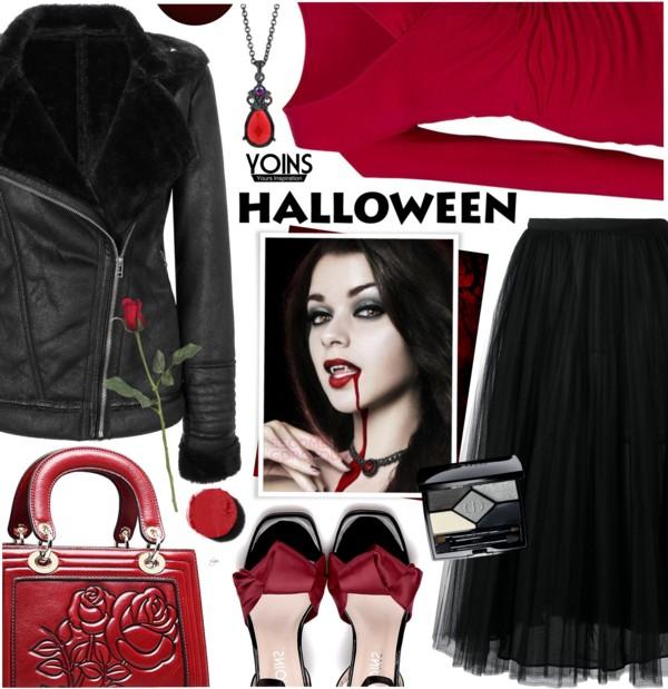 Halloween look! yoins 3.6