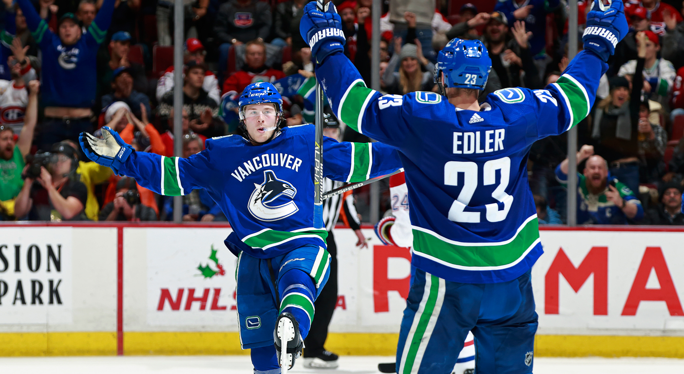 Why Are The Canucks Letting Boeser Play?