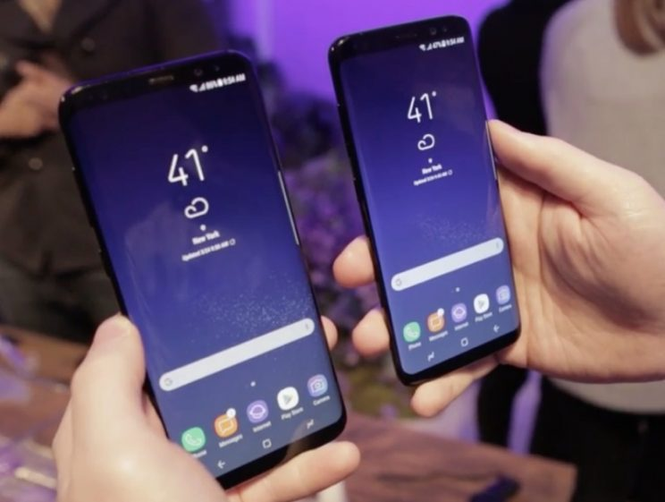 Samsung Galaxy S8 and S8 Plus: Giant screens, new voice controls and no fires