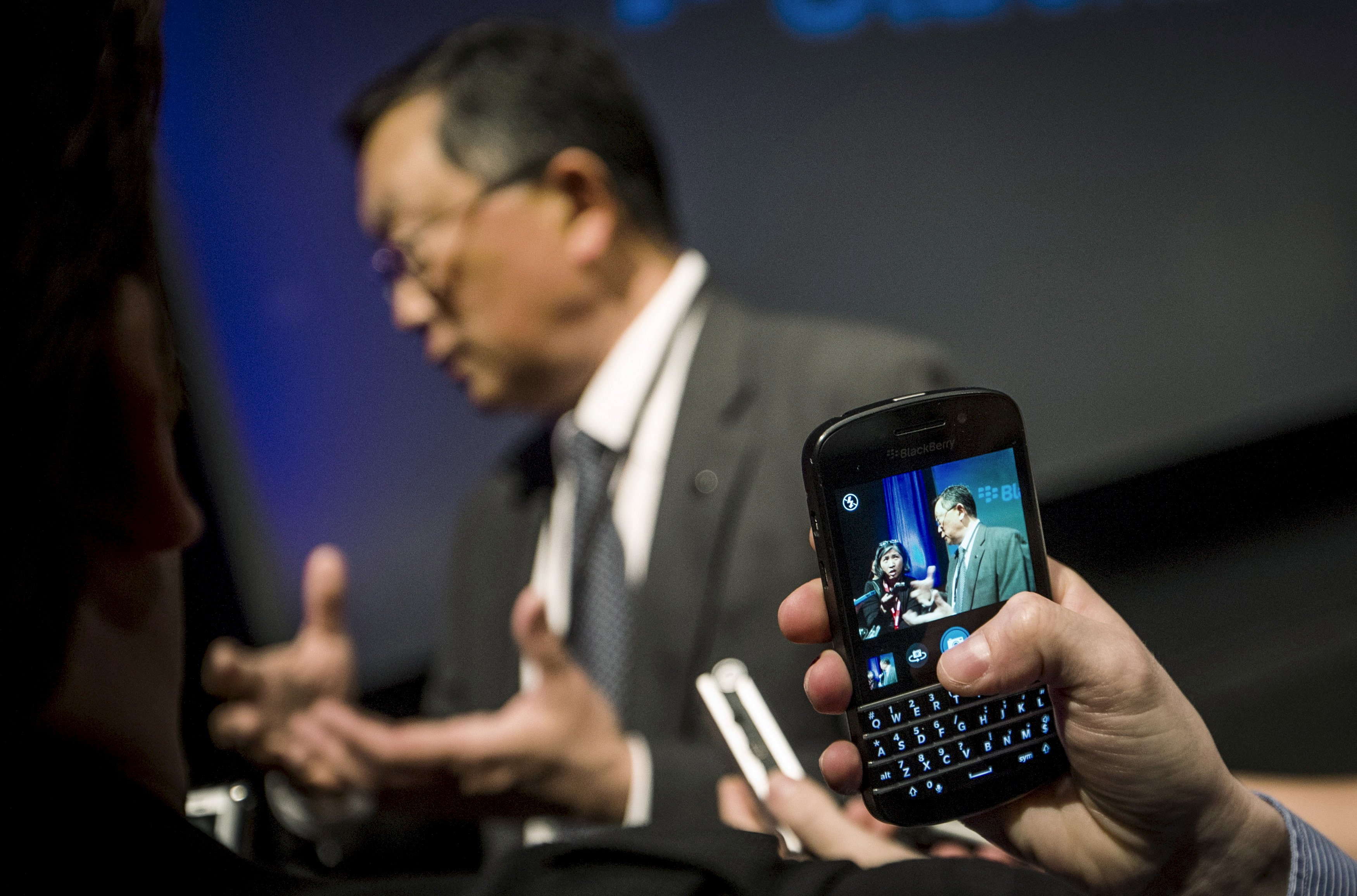 How BlackBerry stays relevant in the age of the iPhone