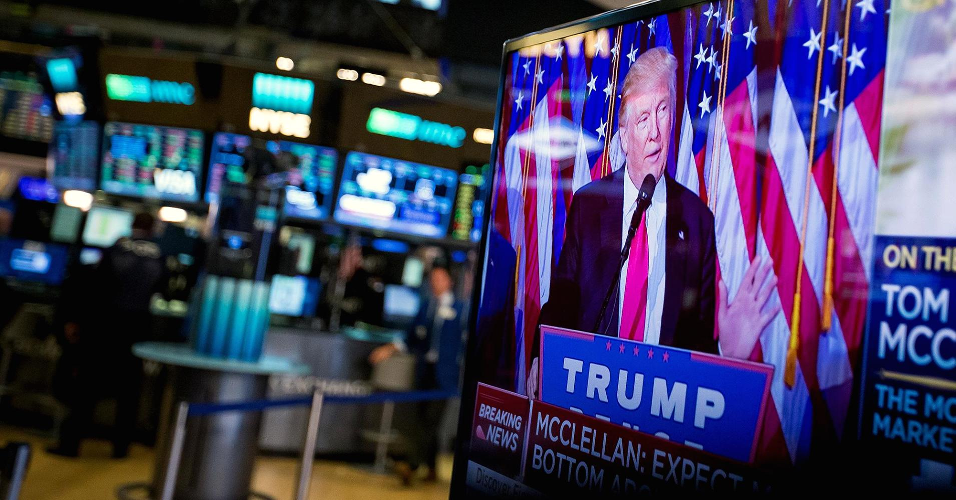 What financial markets want to hear from Trump