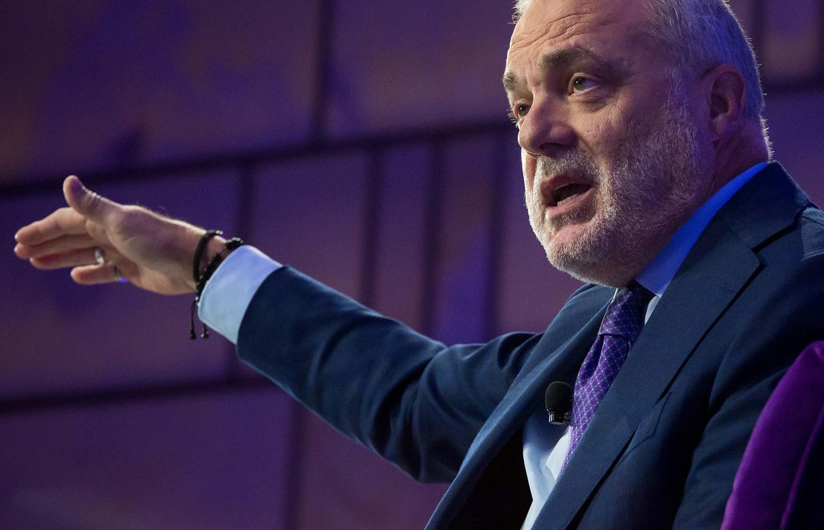 How 2 life-threatening events changed how Aetna's CEO views health care