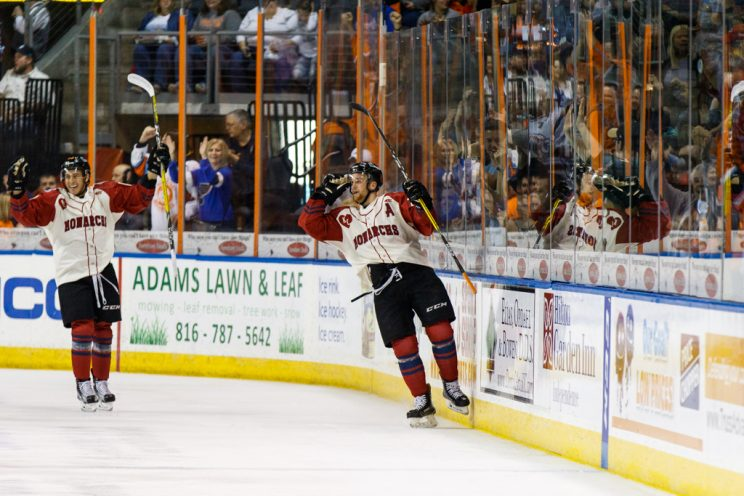 ECHL: Missouri Mavericks Honor Negro League's Monarchs With Special Jerseys