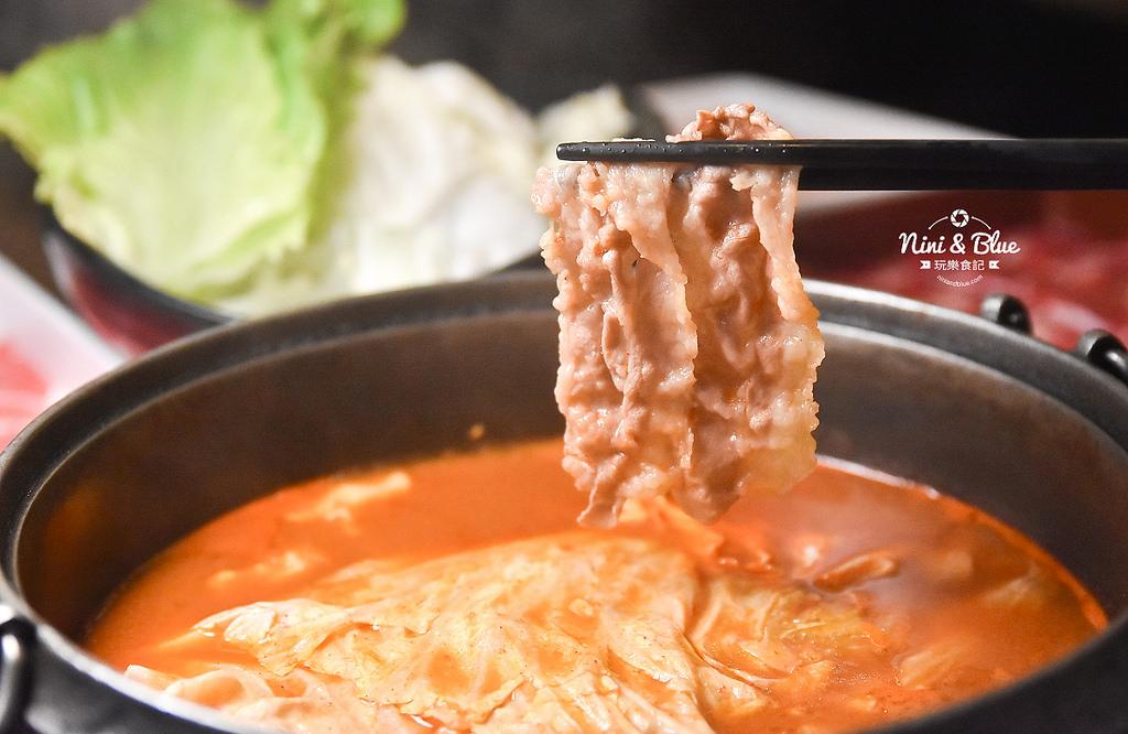 台中壽喜燒 吃到飽 北澤 和牛 公益路40