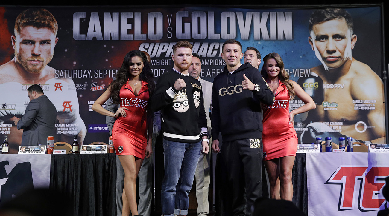 Oscar De La Hoya: 'We have an opportunity to bring back glory days' of boxing