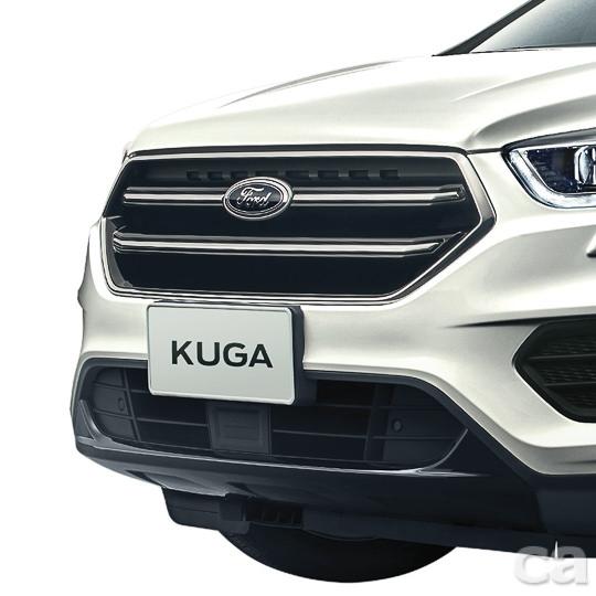 【圖二】「New Ford Kuga勁黑版」