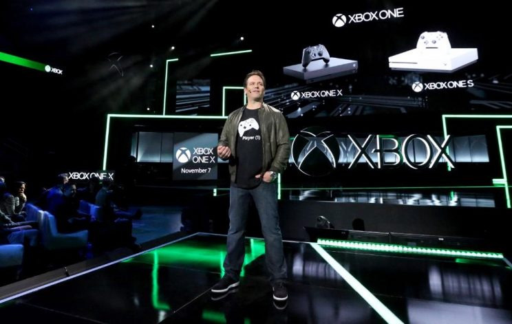 Microsoft's new Xbox One X is a beast, but faces an uphill battle