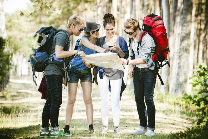 Travel in group