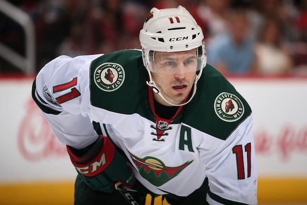 Zach Parise On Wild's Season, Olympic Decision (Puck Daddy Q&A)