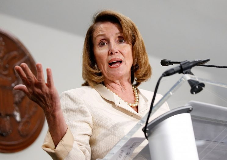 Democratic congressman: Our 'toxic' brand under Pelosi makes it hard to win