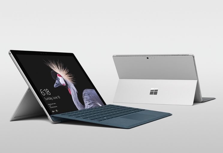 How the Microsoft Surface Pro compares to Apple's best