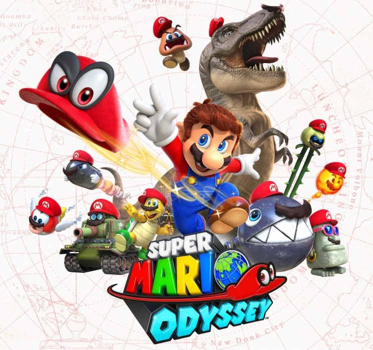 Nintendo shows off new 'Super Mario Odyssey' and more at E3 2017