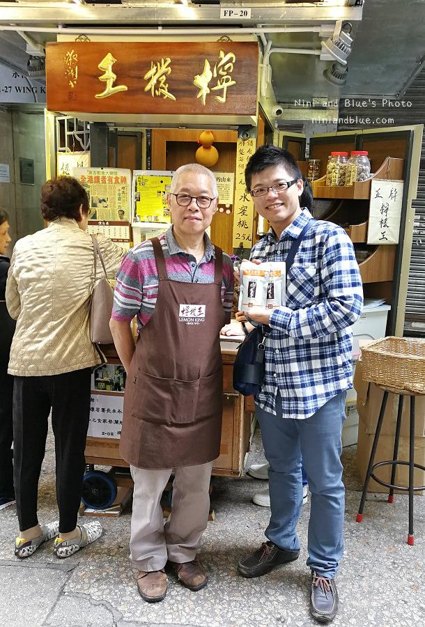 香港必買伴手禮曲奇檸檬王25