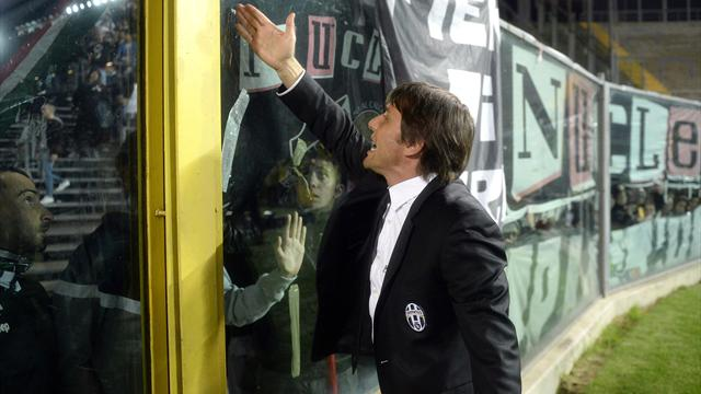 Serie A - Juventus win marred by fan trouble