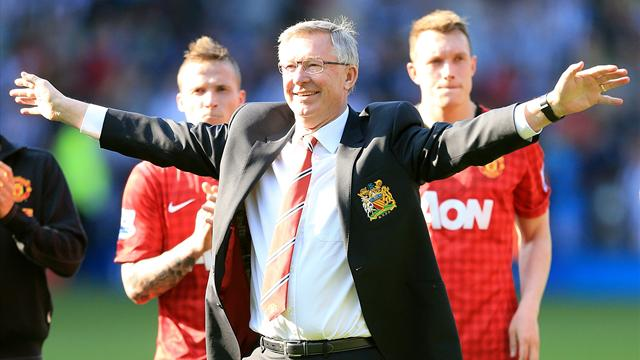 Premier League - United in crazy draw at West Brom as Fergie departs