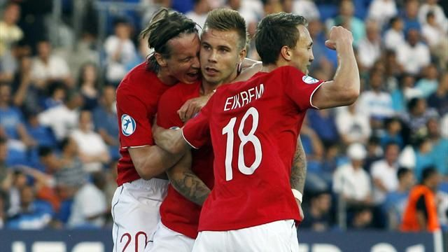 Euro U21 - Norway steal injury-time draw against hosts Israel