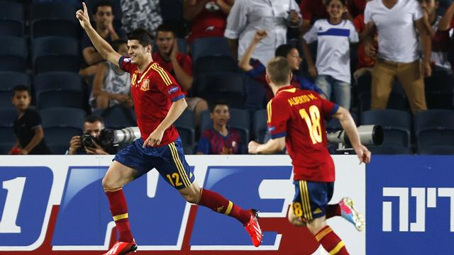 Euro U21 - Morata earns Spain win over Russia