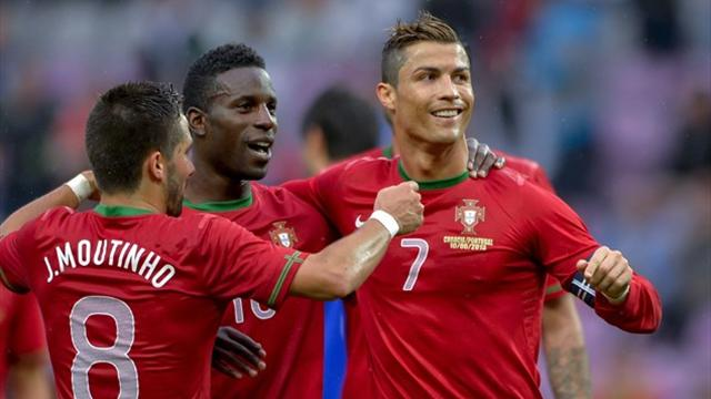 International friendlies - Ronaldo settles Portugal friendly against Croatia
