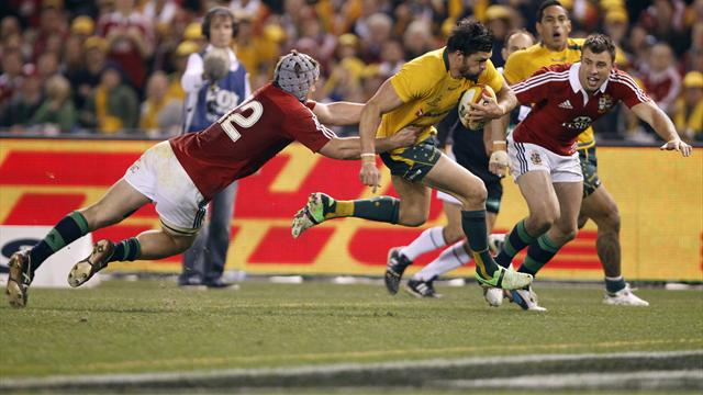 Lions Tour - Australia edge Lions by single point in thriller