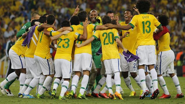 Confederations Cup - Brazil humble sorry Spain to retain trophy