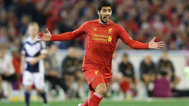 Premier League - Suarez returns as Liverpool beat Melbourne