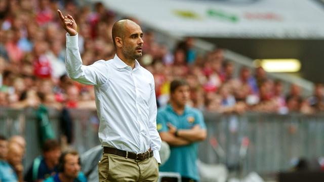 Liga - Pep's Bayern beat under-strength Barca