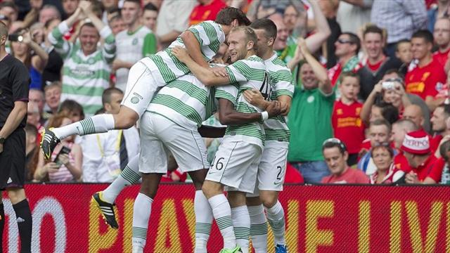 Premier League - Celtic kids stun Liverpool thanks to Balde winner