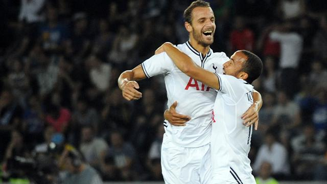 Europa League - Five-star Spurs hammer Dinamo