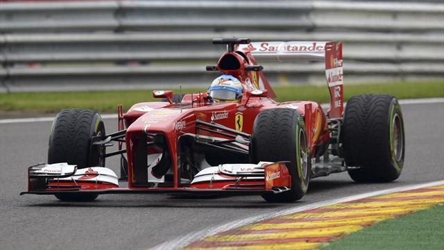 F1: Belgian Grand Prix (Chặng 11)