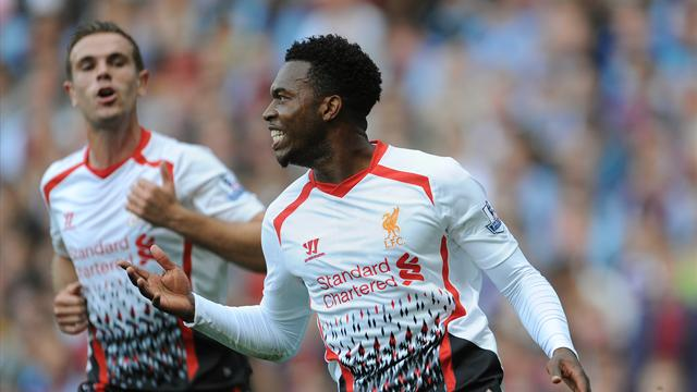 Premier League - Sturridge goal earns Liverpool win at Villa