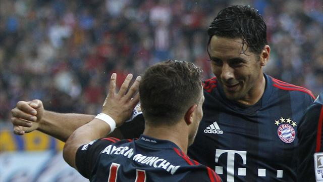 Bundesliga - Second-string Bayern held at Freiburg