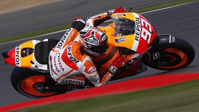 Moto GP : Valencia Grand Prix - Chặng cuối