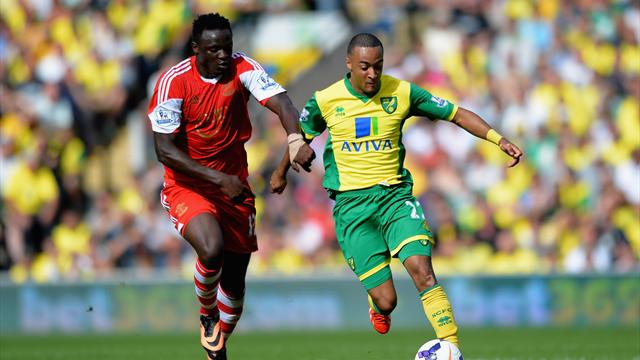 Premier League - Redmond fires Norwich past Southampton